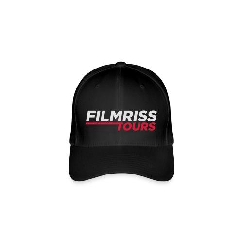 FILMRISS TOURS – lustiges Shirt für Partys, JGA - Flexfit Baseballkappe