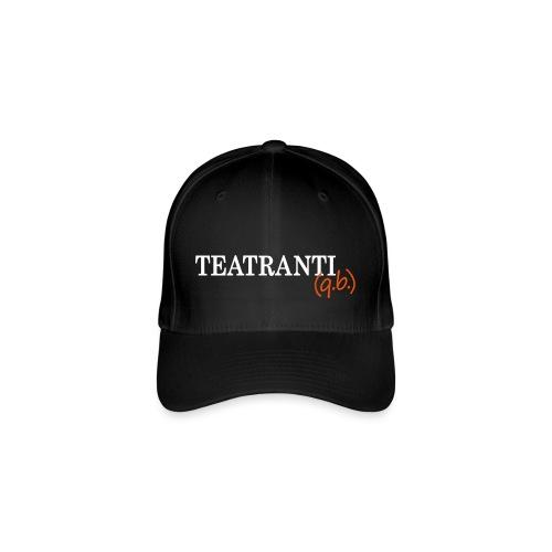 Logo 2 colori - Cappello con visiera Flexfit