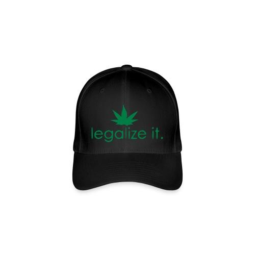 LEGALIZE IT! - Flexfit Baseball Cap
