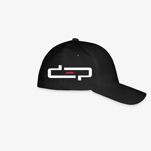 deplogo1neg red - Flexfit baseballcap