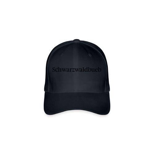 Schwarwaödbueb - T-Shirt - Flexfit Baseballkappe