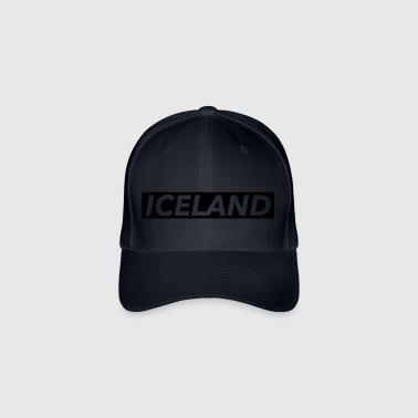 island - Flexfit baseballcap