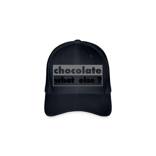 Débardeur Bio Femme Chocolate what else - Flexfit Baseball Cap