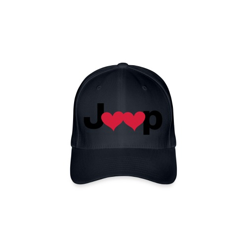 Jeep Love - Autonaut.com - Flexfit Baseball Cap