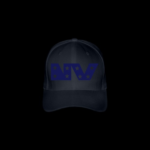 NY S AND S BLUE - Flexfit Baseball Cap