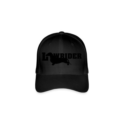 Kurzhaardackel Low Rider - Flexfit Baseballkappe