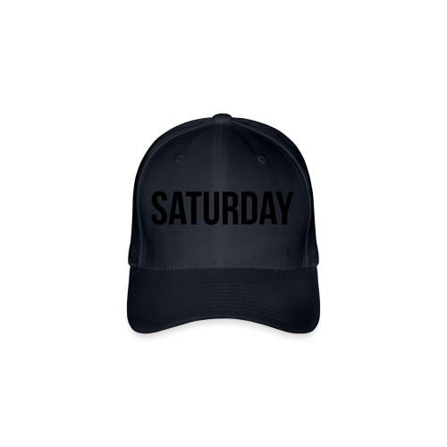 Saturday - Flexfit Baseball Cap