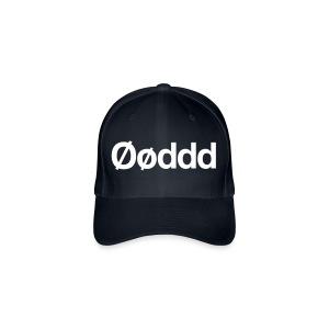 Øøddd (hvid skrift) - Flexfit baseballcap
