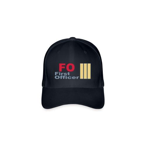 First Officer Sign - Flexfit Baseball Cap
