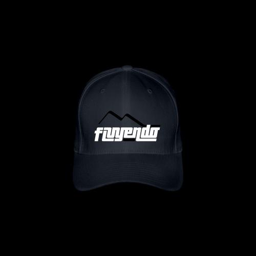 fluyendo logo - Flexfit Baseball Cap