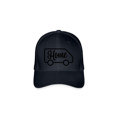 Home in a van - Autonaut.com - Flexfit Baseball Cap