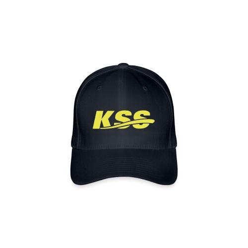 KSS logo petit 2 couleurs - Flexfit Baseball Cap