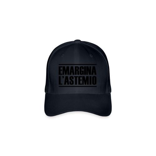 emargina l'astemio - Cappello con visiera Flexfit