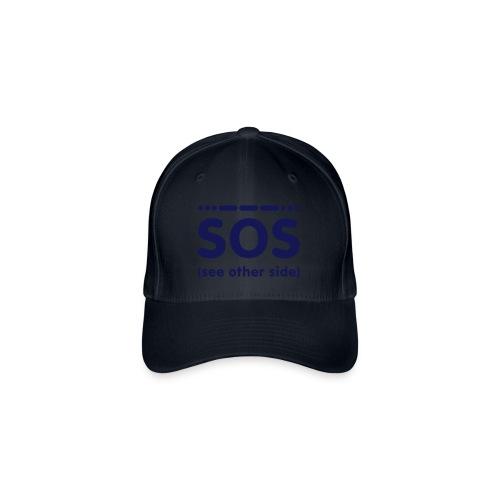 SOS - Flexfit baseballcap