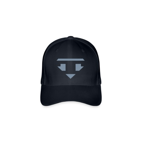 Twanneman logo Reverse - Flexfit baseballcap