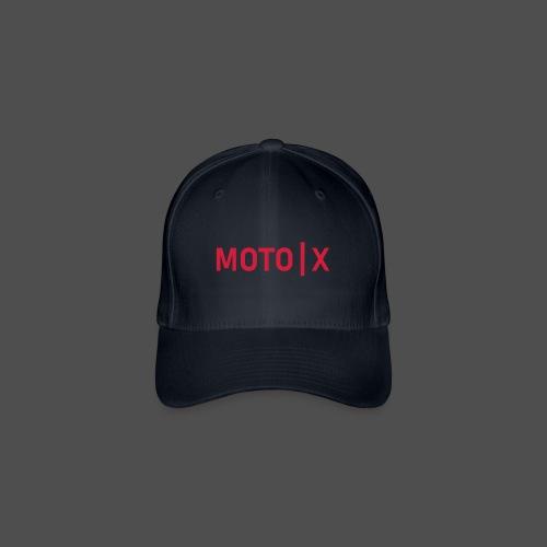 moto x - Czapka z daszkiem flexfit