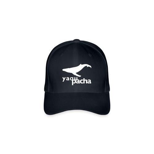 buckelwal yaqupacha 3 - Flexfit Baseballkappe