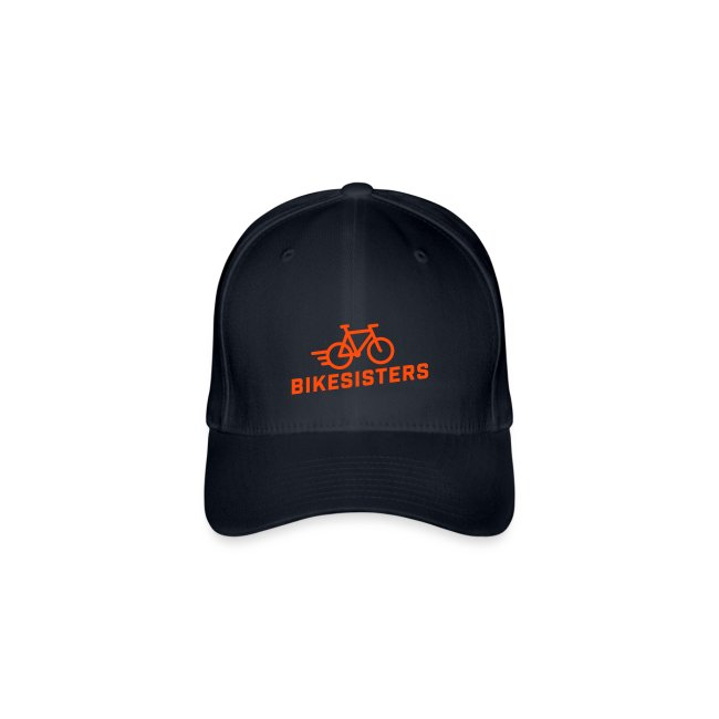BIKESISTERS Logo white