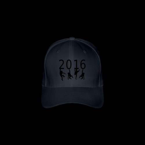 2016 monkey of fire - Flexfit Baseball Cap