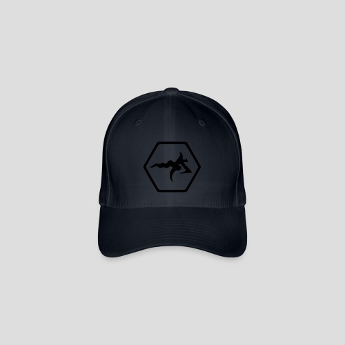 AmericanBilly - Cappello con visiera Flexfit