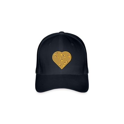 Labyrinth Heart - Flexfit Baseball Cap