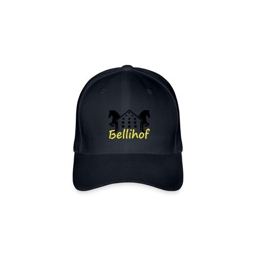 Logo Bellihof - Flexfit Baseballkappe