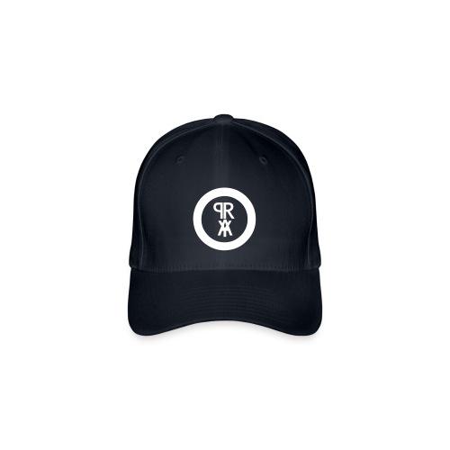 Pray Logo Black - Flexfit Baseballkappe