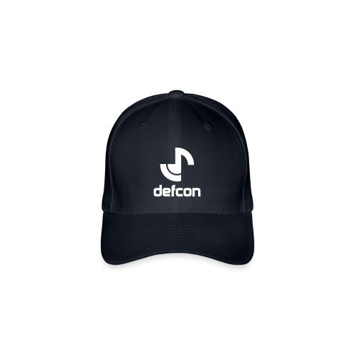 defcon logo and text vector2 - Flexfit Baseball Cap