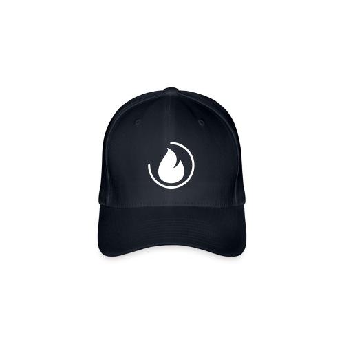 mubo flame - Flexfit Baseball Cap