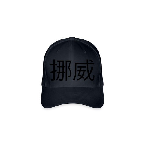 Kinesisk Norge - fra Det norske plagg - Flexfit baseballcap