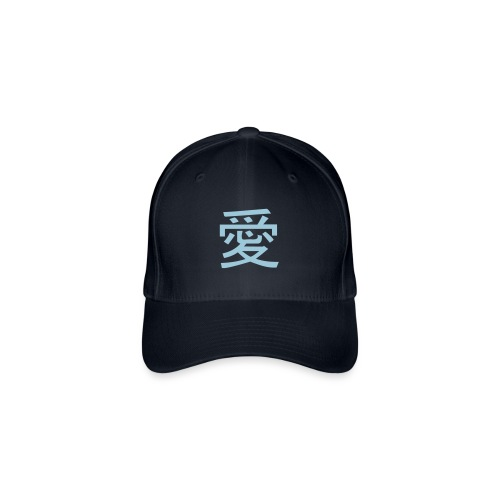 symbol LIEBE - Flexfit Baseballkappe