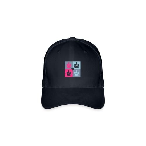 Housse de coussin Déclinaison d'anges gardiens - Flexfit Baseball Cap