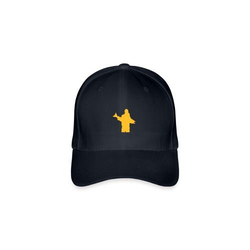 posering med laks - Flexfit baseballcap