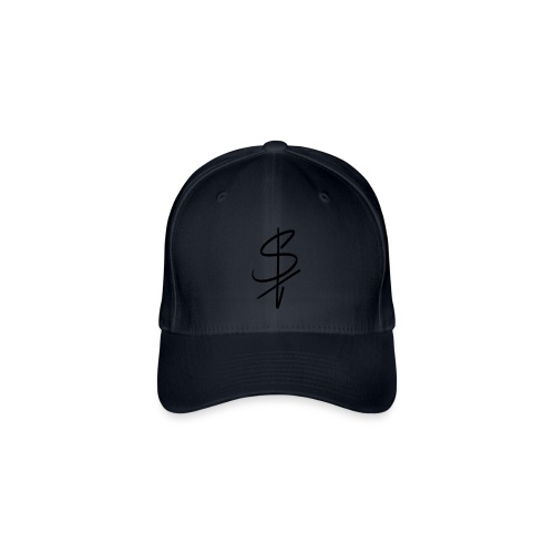 logo st - Flexfit Baseballkappe