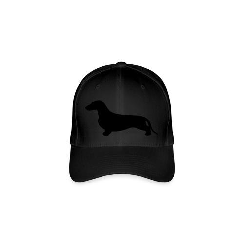 Kurzhaardackel / Dachshund - Flexfit Baseballkappe