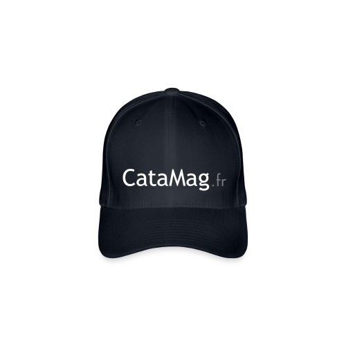 logocatamagfrv - Casquette Flexfit