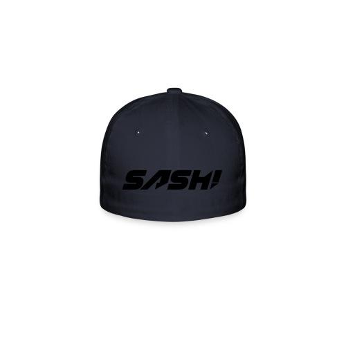SASH! Filled Logo - Flexfit Baseball Cap