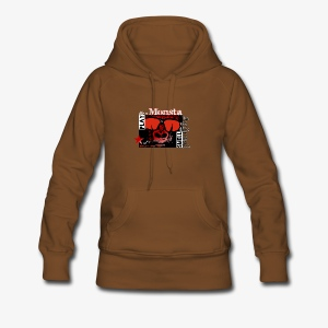 Play like a monster - Smell like an animal - Frauen Premium Hoodie