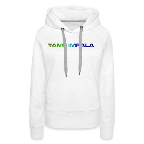 tameimpalabrand - Felpa con cappuccio premium da donna