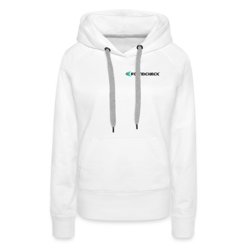 Soundcheck Logo - Frauen Premium Hoodie