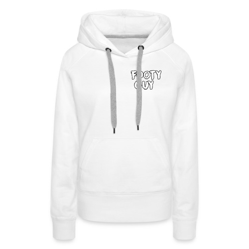 Footy Guy Basic Collection - Women's Premium Hoodie