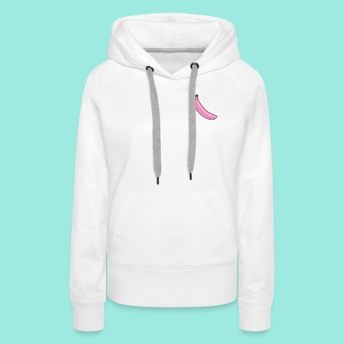 Pinkbananarecords - Frauen Premium Hoodie