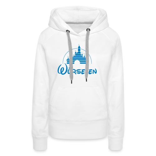 Würselen Magic Kingdom - Frauen Premium Hoodie