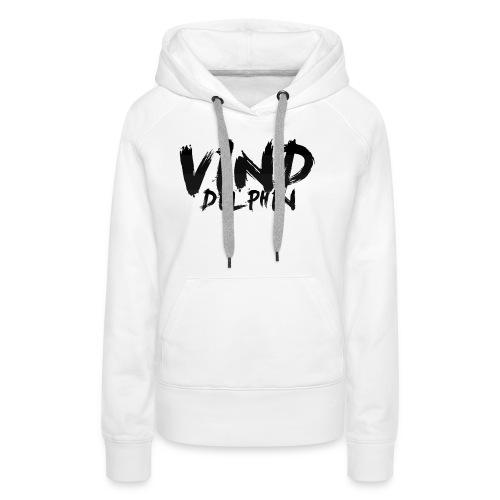 VindDelphin - Women's Premium Hoodie