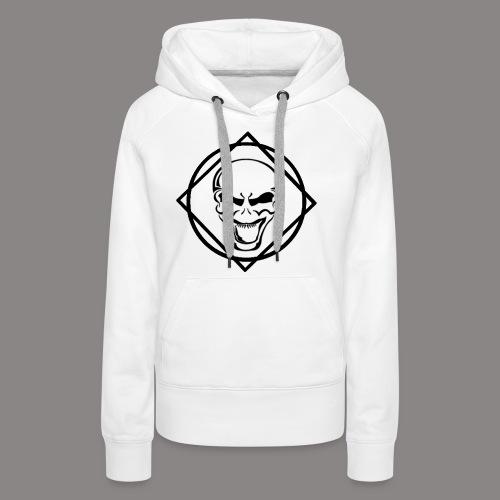 future kickz zwart - Vrouwen Premium hoodie