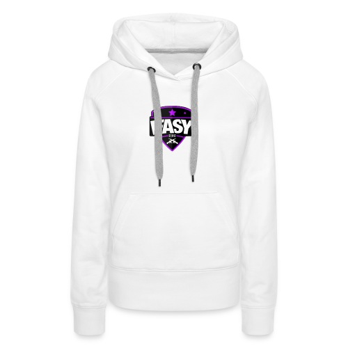 Team EasyFive Galaxy s4 kuoret - Naisten premium-huppari