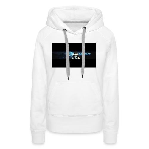 Minecraft Märch - Frauen Premium Hoodie