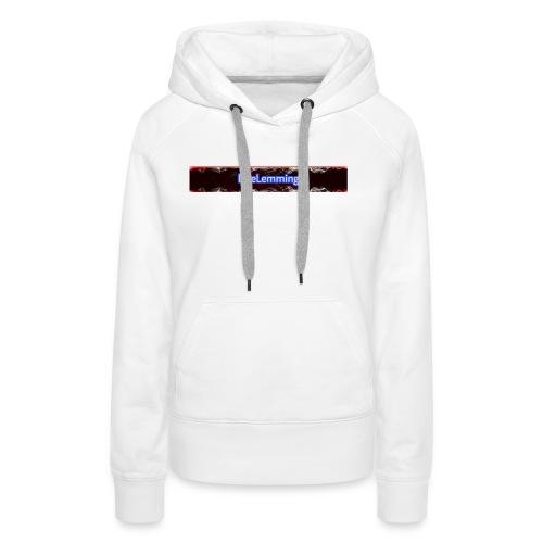 LikeLemming Banner - Frauen Premium Hoodie