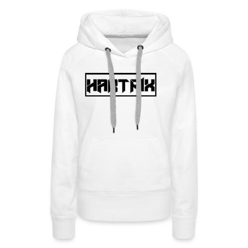 HarTrix Black Edition - Frauen Premium Hoodie
