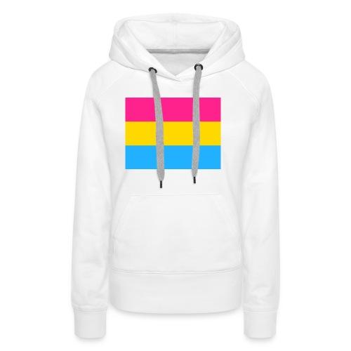 Pansexual pride - Frauen Premium Hoodie